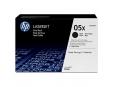 HP 05X Black 2-pack LJ Toner Cart, 2 x 6 500 str, CE505XD