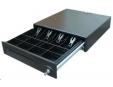 FEC pokladní zásuvka POS-420 24V, RJ12, pro tiskárny, černá (pro EPSON, STAR, ...)