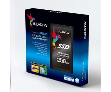 """ADATA SSD 256GB Premier Pro SP900 2,5"""" SATA III 6Gb/s 7mm"""