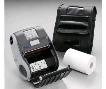 """TSC Alpha-3R BT 3"""" mobilní termální tiskárna USB/BT, 203 dpi, 4 ips"""