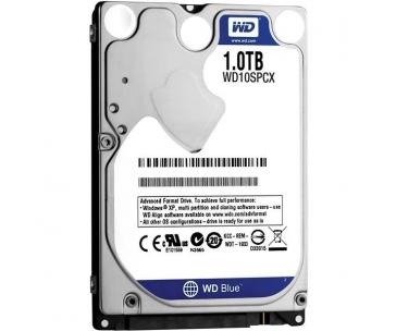 "WD BLUE WD10SPZX 1TB SATA/600 128MB cache, 2.5"" AF 7 mm"