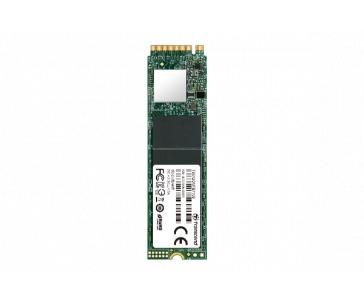 TRANSCEND TS256GMTE110S Transcend SSD 110S 256GB 3D NAND Flash PCIe Gen3 x4 M.2 2280, R/W 1600/800 MB/s