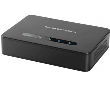 Grandstream HT812 [HandyTone analog telefonní adapter (ATA), 2xFXS]
