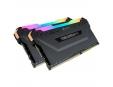 CORSAIR CMW16GX4M2Z3600C18 Corsair Vengeance RGB PRO DDR4 16GB 2x8GB 3600MHz CL18 1.35V XMP 2.0 Black