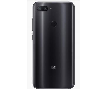 Xiaomi Mi 8 Lite, 4GB/64GB, Midnight Black