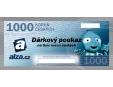 Dárkový poukaz ALZA.CZ 1000 Kč