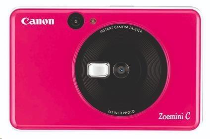 Canon Zoemini C instantní fotoaparát - žvýkačkově růžová
