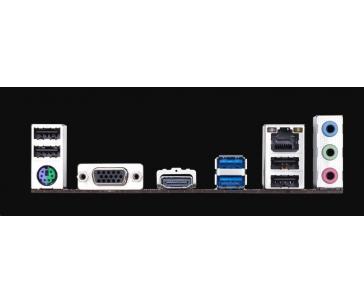 GIGABYTE MB Sc LGA1151 H310M H 2.0, Intel H310, 2xDDR4, VGA, mATX