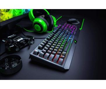 RAZER klávesnice BlackWidow, mechanická, herní
