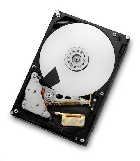 Western Digital Ultrastar® HDD 4TB (HUS726040ALE614) 7K6000 3.5in 26.1MM 128MB 7200RPM SATA 512E SE