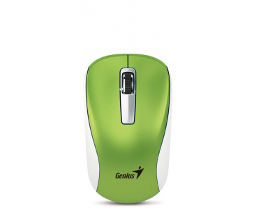 Genius optická bezdrátová myš NX-7010, zelená