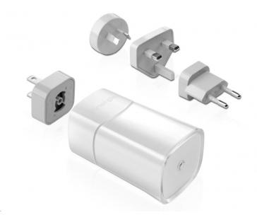 Innergie univerzální adaptér/nabíječka PowerGear ICE 65  19.5V DC / 3.33A  | 65W / 71.5W (Ave/Peak)