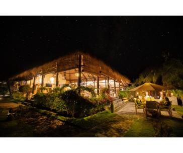 Poukaz na služby resortu (restaurace, masáže, výlety, atd.) – 5 000 Kč
