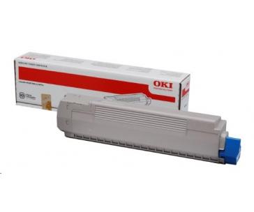 Oki Toner Magenta do MC861 (10.000 stránek)