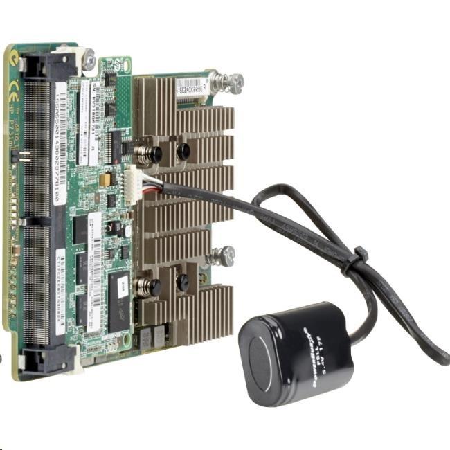 HP Smart Array P731m/2GB FBWC 6Gb 4-ports Ext Mezzanine SAS Controller