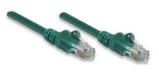 Intellinet Patch kabel Cat5e UTP 10m zelený