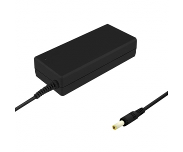 Qoltec Adaptér pro notebooky 90W | 19V | 4.74 A | 5.5x2.5 | +power cable