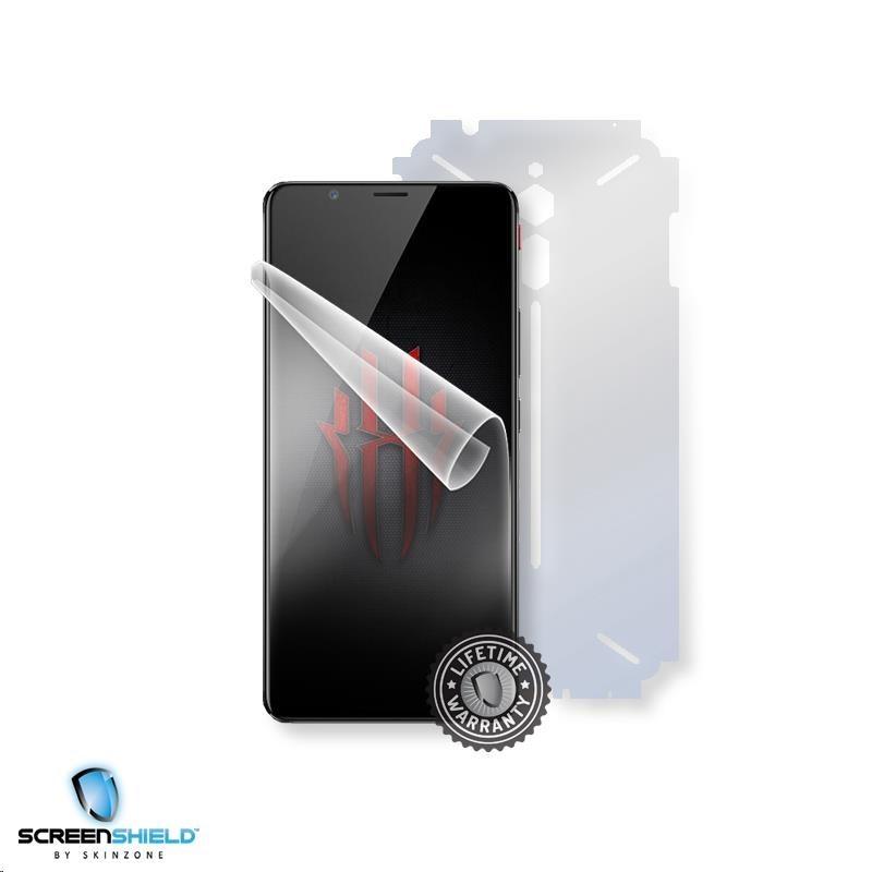 ScreenShield fólie na celé tělo pro NUBIA Red Magic NX609J