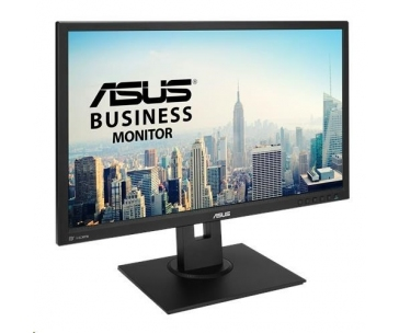 "ASUS LCD 23.8"" BE249QLBH FHD 1920x1080 IPS DP HDMI DVI-D D-Sub Mini-PC Mount Kit FlickerF Low Blue Light TUV PIVOT"