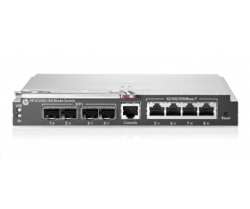 HP 6125G/XG Ethernet Blade Switch with TAA