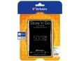 "VERBATIM HDD 2.5"" 500GB Store 'n' Go USB 3.0/2.0, Black černá"