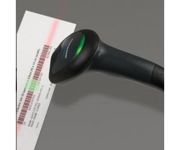 DataLogic QuickScan QW2120, čtečka kódů, stojánek, black, USB