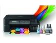 BROTHER multifunkce inkoustová DCP-T520W - A4 128MB 1200x6000 17ppm 150listů USB 2.0 WIFI