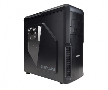 ZALMAN Z3 Plus, skříň ATX bez zdroje