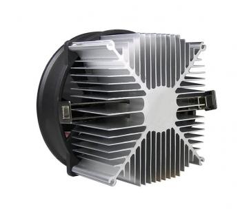 SPIRE CPU chladič CoolReef Pro PWM, AM2/939/940 AMD Cooler, 1200~3500RPM, 15.0~41.0dBA, 56.46CFM