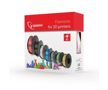 GEMBIRD Tisková struna (filament) PLA, 1,75mm, 1kg, růžová