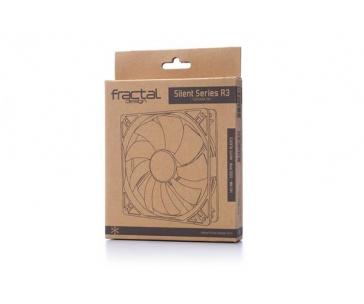 FRACTAL DESIGN ventilátor 140mm Silent Series R3