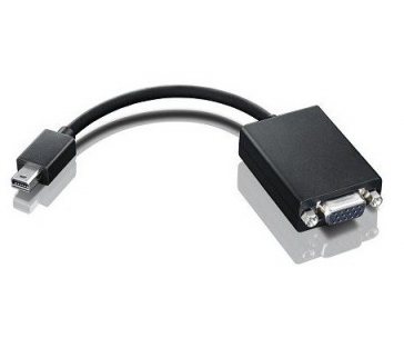 LENOVO adaptér Mini-DisplayPort to VGA Monitor Cable - přenos signálu přes miniDP na VGA