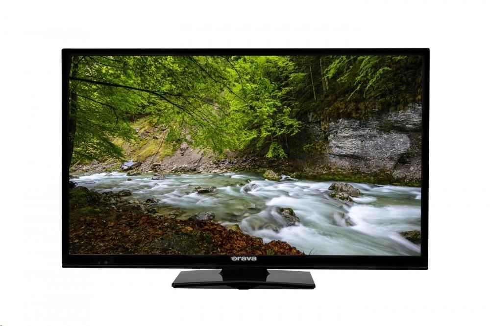 "ORAVA LT-843 SMART LED TV, 32"" 81cm, FULL HD 1920x1080, DVB-T/T2/C, HbbTV, PVR ready, WiFi ready"