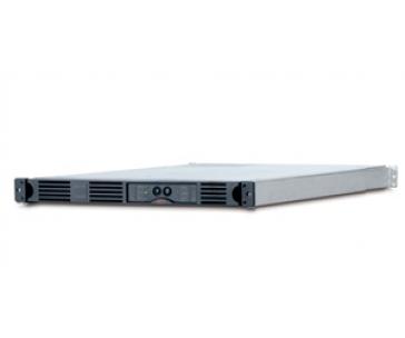APC Smart-UPS 1000VA USB & Serial RM 1U 230V, black (640W)