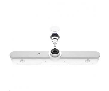 Logitech všestranný videokonferenční systém Rally Bar, white/bílá