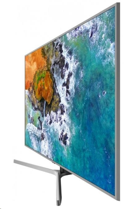 """SAMSUNG UE65NU7442 Smart LED TV, 65"""" 163 cm, UHD 3840x2160, DVB-T/T2/S/S2/C, Tizen OS, HDR10+, WiFi, HbbTV 2.0"""
