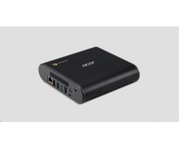 Rozbaleno - ACER PC Chromebox (CXI3) - Celeron 3867U@1.8GHz, 4GB, 32SSD, Intel HD, čt.pk, VESA, HDMI, USB3.1, Chrome OS