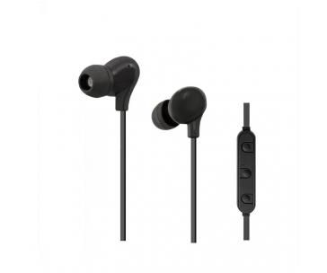 QOLTEC 50821 Qoltec Bluetooth bezdrátová sluchátka, 1,2m, černý