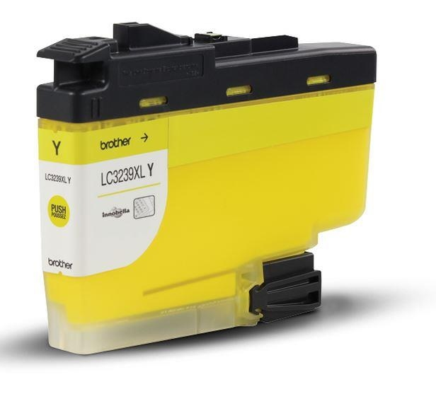 Inkoust Brother LC3239XLY h-yield yellow| 5000 str | MFCJ6947DW