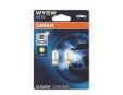 OSRAM autožárovka WY5W Diadem Chrome 12V 5W W2.1x9.5d oranžové světlo (Blistr 2ks)
