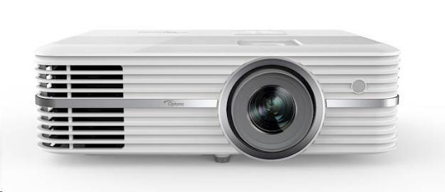 Optoma projektor UHD300X (DLP, 4K UHD, 2200 ANSI, 250 000:1, 2xHDMI, VGA, USB, Audio, RS232, 12V, 2x 5W speakers)