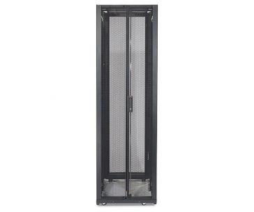 APC NetShelter SX 42U Enclosure 600x1070 w/Sides Black