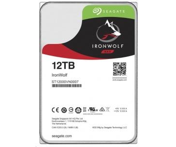 "Bazar - SEAGATE HDD IRONWOLF (NAS) 3,5"" - 12TB, SATAIII, ST12000VN0007, recertified"