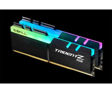 G.Skill DDR4 16GB (2x8GB) Trident Z RGB DIMM 3200MHz CL16