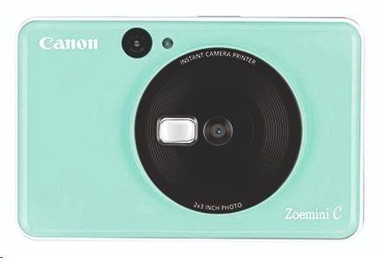Canon Zoemini C instantní fotoaparát - mátově zelená