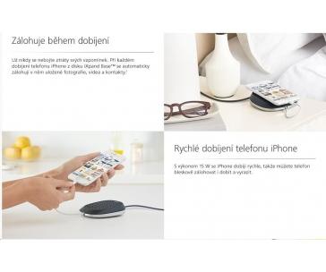 SanDisk iXpand Base 32 GB, adaptér