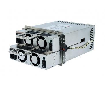 Chieftec ATX & Intel Dual Xeon zdroj redundant MRW-5600V, 600W (2x600W)