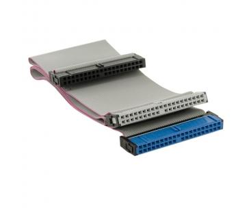 4WORLD 08505 4World HDD kabel ATA 40-pin IDE66 60cm šedá