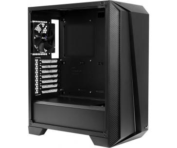 AEROCOOL AEROPGSCYLONPRORGB-B Aerocool PC skříň ATX CYLON PRO RGB - USB3.0 bez zdroje