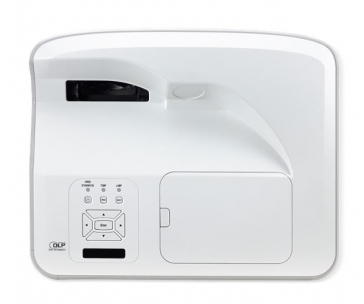 ACER Projektor U5530, UltraShortThrow, 1080p, WXGA , 3000lm, 18000/1, HMDI, USB, RJ45, 4.6kg, živ. lampy 3000 h